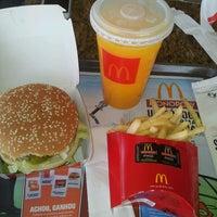Photo taken at McDonald's by Ana Carolina M. on 4/26/2013