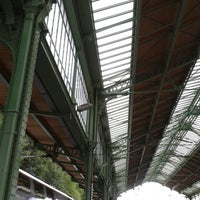 Photo taken at Gare SNCF d'Évian-les-Bains by C O Y O T E . on 8/16/2014