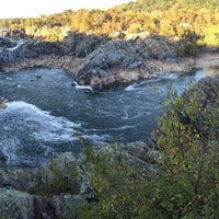 Photo taken at Great Falls Park by Mosaed B. on 9/12/2015