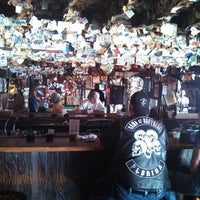 Photo taken at Captain Tony's Saloon by Edie H. on 3/23/2013