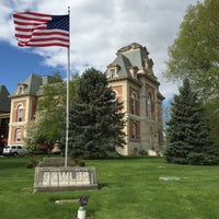 Photo taken at Benton County Courthouse by Tim S. on 4/30/2015