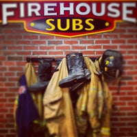 Photo taken at Firehouse by Christopher S. on 10/22/2012