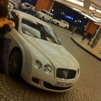 Photo taken at Bentley Milano by Maurizio G. on 4/7/2013