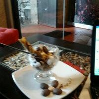 Photo taken at Cafe Bar Senor Misti by Maritza A. on 3/2/2013