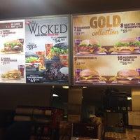 Photo taken at Burger King by Iyang O. on 1/8/2017