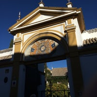 Photo taken at Palacio de las Dueñas by Javier M. on 12/29/2014
