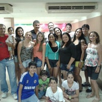 Photo taken at Boliche North Shopping by João L. on 10/4/2014