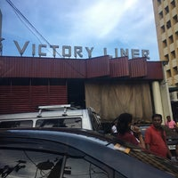 รูปภาพถ่ายที่ Victory Liner (Kamias Terminal) โดย Daña D. เมื่อ 7/9/2017