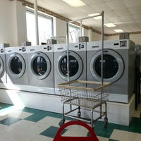 Photo taken at Benny's Coin Laundry by Angela O. on 4/2/2013