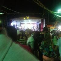 Photo taken at Praça De Eventos De Pilões by Rafael M. on 6/28/2014