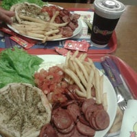 Photo taken at Big X Picanha by Esther A. on 6/1/2013