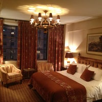 Photo taken at The St. Regis Washington, D.C. by Josh on 12/23/2012