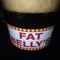 Photo taken at Fat Belly's Grill & Bar by Nick E. on 10/9/2013