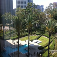 Photo taken at The L.A. Hotel Downtown by Candace W. on 8/18/2013