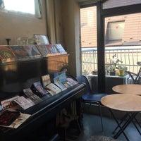 Photo taken at Cafe GOATEE by Shvarm on 8/1/2018