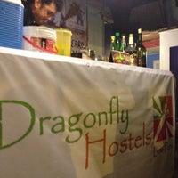 3/1/2013 tarihinde Piedra M.ziyaretçi tarafından Dragonfly Hostels Lima Peru'de çekilen fotoğraf