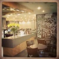 Photo taken at Кофеин by Artem Loginov on 11/18/2012