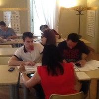 Photo taken at Escola d'Hosteleria Hofmann by Hector D. on 6/25/2013