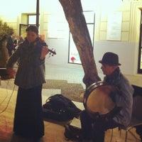 12/14/2012 tarihinde Carmen M.ziyaretçi tarafından Museo Ramón Gaya'de çekilen fotoğraf
