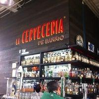 Photo taken at La Cervecería de Barrio by Gustavo I. on 8/19/2014
