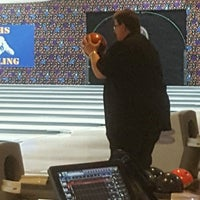 Photo taken at Rolling Lanes Bowling Alley by andrew r. on 2/24/2017