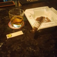 Photo taken at Stanley's Cigar Lounge by andrew r. on 2/1/2017