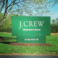 Photo taken at J Crew Factory Clearance Store by Adam R. on 4/20/2013