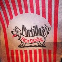 Photo taken at Portillo's by John on 7/26/2013