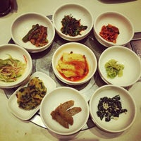 Photo taken at YURAK korean restaurant by Wanwisa B. on 1/4/2015