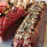 6/22/2018 tarihinde Gökhan Can Ç.ziyaretçi tarafından The Butcher Shop & Etçii Steakhouse'de çekilen fotoğraf