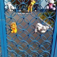 Photo taken at Детский сад №1 «Орлятко» by Vladislav K. on 11/3/2015