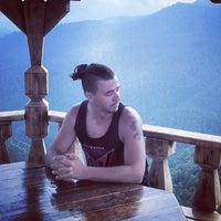 Photo taken at Hight Club Джунгли by Роман Семенчук R. on 7/29/2014