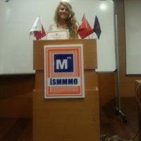 Photo taken at Ismmo by Özlem on 8/13/2014