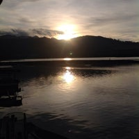 Photo taken at Lake Sebu View Deck by Jelai Z. on 4/16/2014
