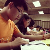 Photo taken at UP Electrical and Electronics Engineering Institute by Rafael M. on 3/14/2013