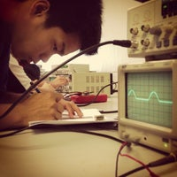 Photo taken at UP Electrical and Electronics Engineering Institute by Rafael M. on 3/9/2013