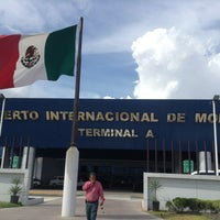 Photo taken at Monterrey International Airport (MTY) by Christiaan O. on 7/15/2013