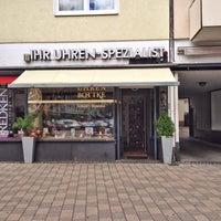 Photo taken at Uhren Bottke by Martin E. on 7/22/2015