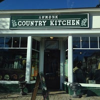 Photo Taken At Armonk Country Kitchen By Phyllis B On 11 23 2017
