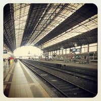 Photo taken at Gare SNCF de Bordeaux Saint-Jean by Sébastien G. on 9/23/2013