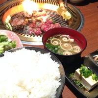 Photo taken at 別府炭焼亭 ちはら29 by trinisto on 2/10/2014