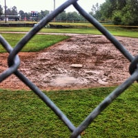 Photo taken at Fred Myers Baseball Complex by Leanna K. on 9/29/2012