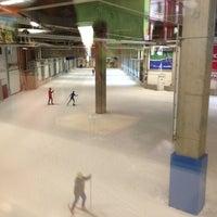 Photo taken at Skihalle Oberhof by Julian M. on 7/28/2013