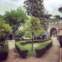 Photo taken at Museo Pietro Canonica a Villa Borghese by Richard v. on 4/9/2016