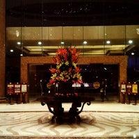 Photo taken at Hotel Fortuna 财神酒店 by Ivan Karlo M. on 3/1/2013