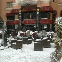 Photo taken at Marco Pascha by İlker C. on 3/9/2013