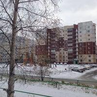 Photo taken at 10 микрорайон by Вероника К. on 10/10/2013