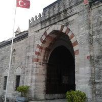 Photo taken at Türk Vakıf Hat Sanatları Müzesi by Zekerya T. on 7/17/2013