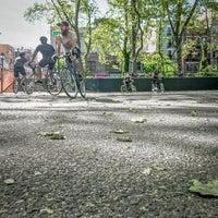 Photo taken at Bike Polo Pit by Soundz O. on 5/24/2017
