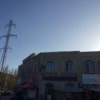 Photo taken at Рынок Кайкермет/Market Kaykarmet by Gaziz Zh on 3/26/2016
